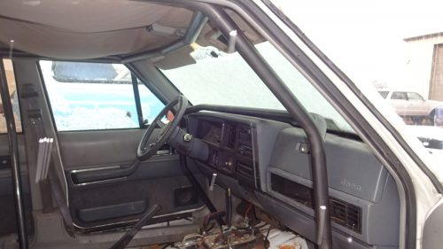 Jeep Cherokee XJ Roll Cage Kit (4 Door)