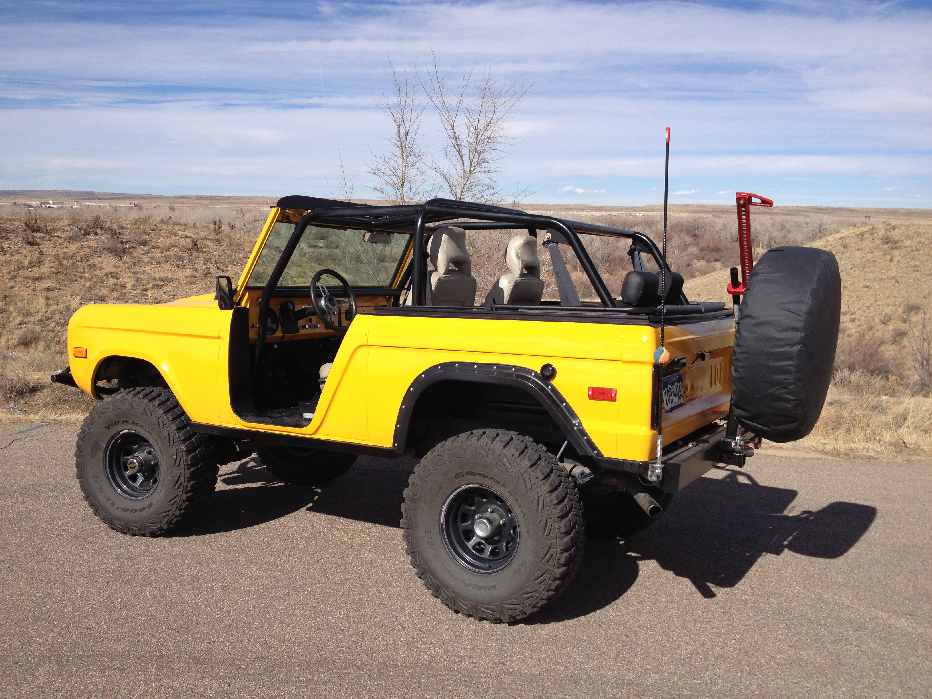 for ford sale bronco