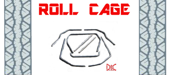 4wd roll cage kits
