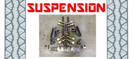4wd suspension