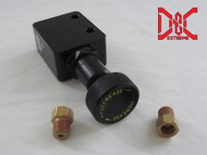adjustable proportioning valve