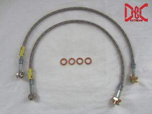 front brake hoses