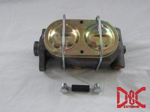 dual port master cylinder