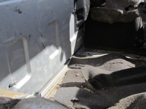Jeep TJ Roll Over Body Damage Repair