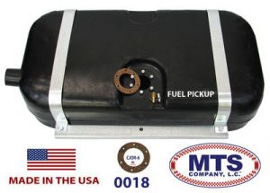 jeep willys fuel tank