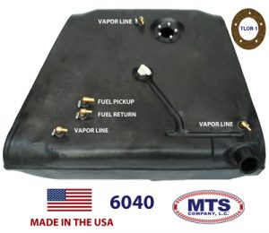 land cruiser fuel tank