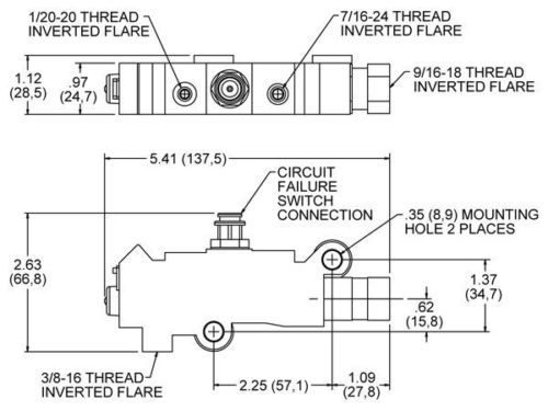 disc disc brake proportioning valve d and c extreme rh dandcextreme com