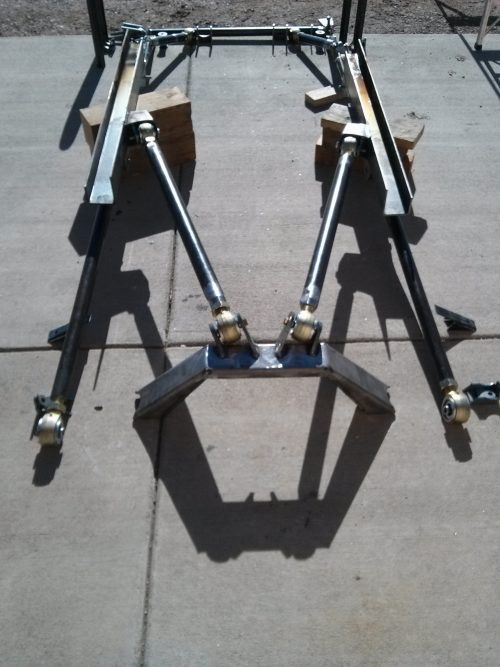 4 Link Conversion Kit for Scout II