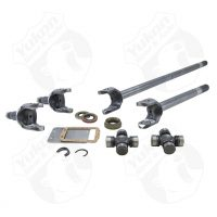 Axle Kit - Front Store   D and C Extreme Industries