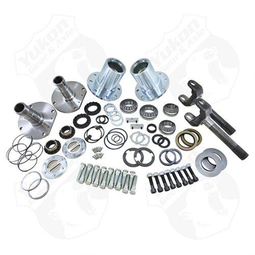 Drw Spin Free Locking Hub Conversion Kit for 2010-2011 Dodge 2500//3500