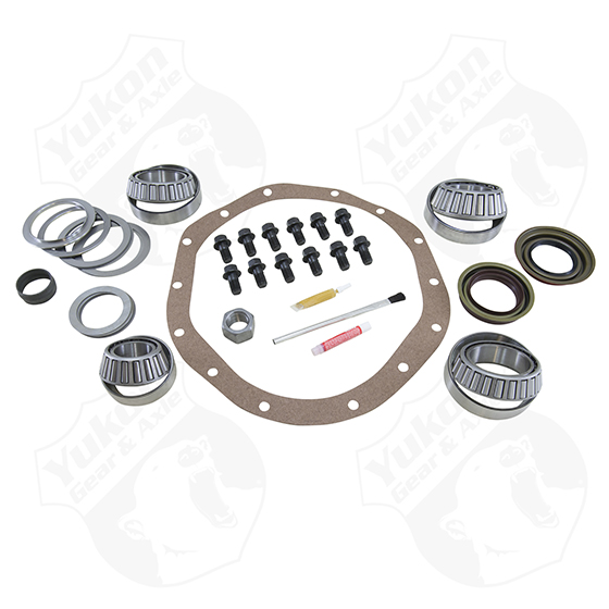 Yukon Master Overhaul kit for GM H072 differential with load bolt